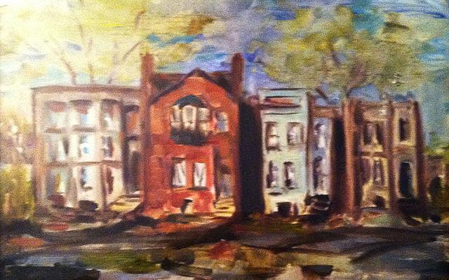 Painting BAH
